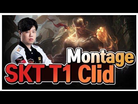 SKT T1 Clid Montage