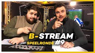 B-STREAM I SPEELRONDE 9 I eDivisie 2019-2020 FIFA20