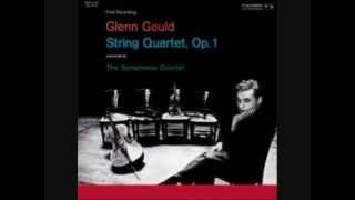 Glenn Gould - String Quartet Opus 1. Symphonia Quartet