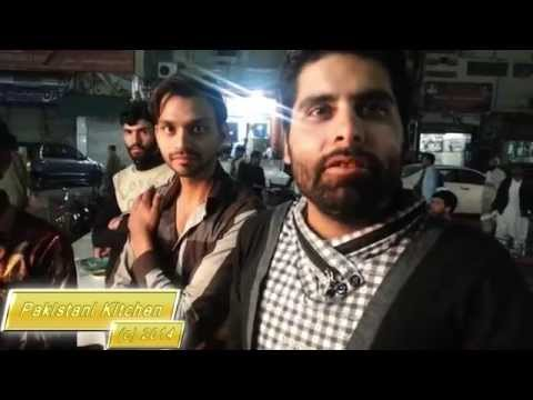 "Anarkali Food Street ""Taka Tak"" Lahore Pakistan (English Translation)"