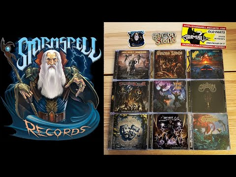 Metal Mailbox #35 - Stormspell Records