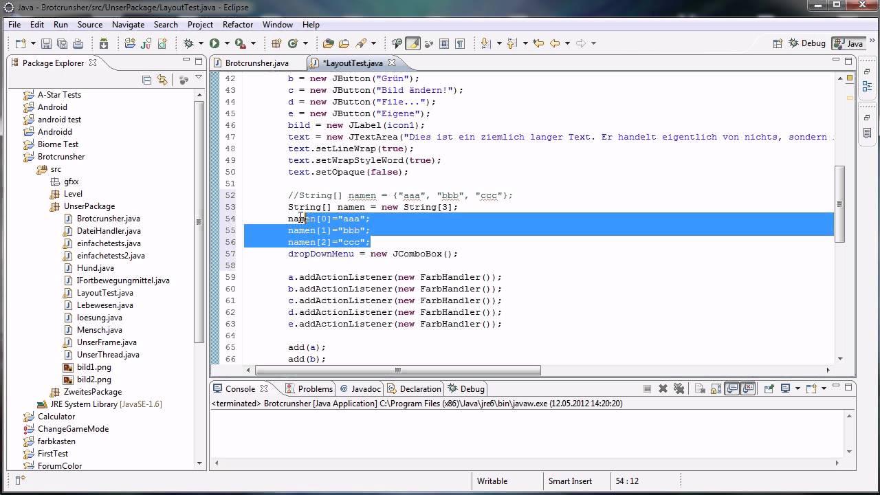 Java tutorial 87 jcombobox youtube java tutorial 87 jcombobox baditri Image collections
