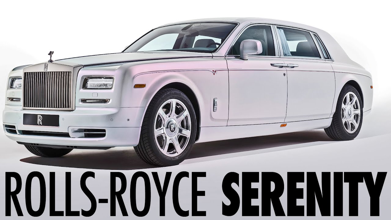 Phantom Serenity Rolls Royce Serenity The Ultimate Phantom