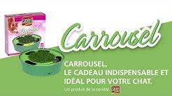 Carrousel, le cadeau idéal pour votre chat