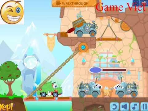 Game Ô tô phiêu lưu 6 1   Kids Games    Em Bi Choi Game