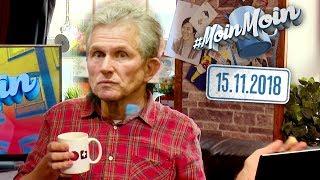 Stan Lees Tod & Sterben fürs eigene Kind | MoinMoin mit Etienne