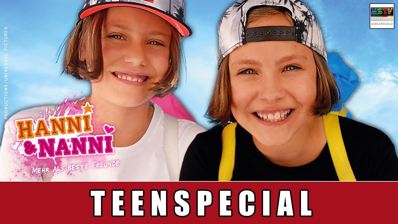 Hanni & Nanni - Mehr als beste Freunde - Teenspecial | Laila und Rosa Meinecke