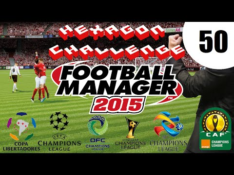 Pentagon/Hexagon Challenge - Ep. 50: Minnows Fight Back | Football Manager 2015