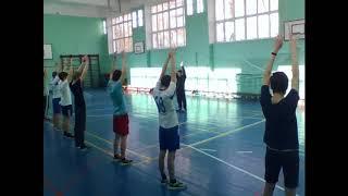 Видеоурок учителя физической культуры  Хузязянова Фарида Мидхадовича