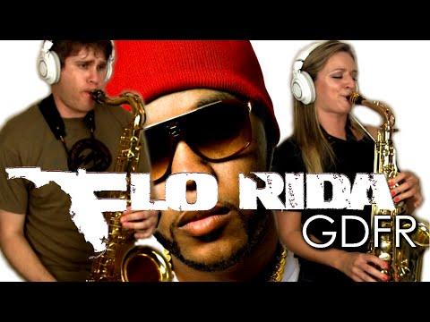 G.D.F.R. - Flo Rida - Tenor & Alto Sax Cover - BriansThing & Mandy Faddis