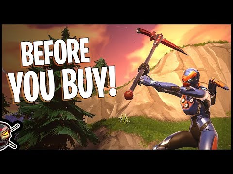 Criterion | Red Knight | Crimson Axe - Before You Buy - Fortnite