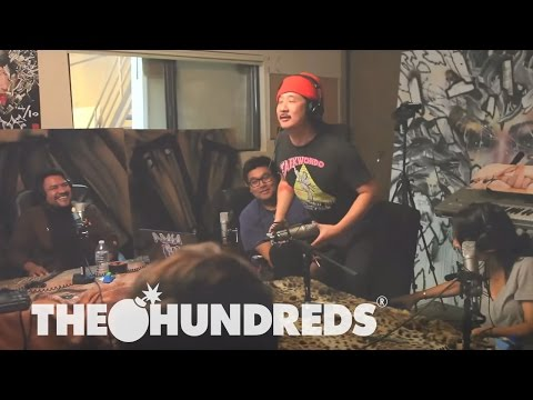 DAVID CHOE :: IN THE STUDIO :: THE HUNDREDS