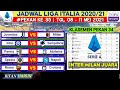 Jadwal Liga Italia Pekan 35 | Juventus vs Milan | Klasemen Serie A 2021 | Live Bein Sport