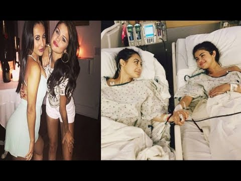 Francia Raisa Speaks Out About Donating Kidney To BFF Selena Gomez 😭