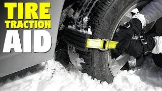 Trac Grabber | Unstuck Your Car From Snow and Mud