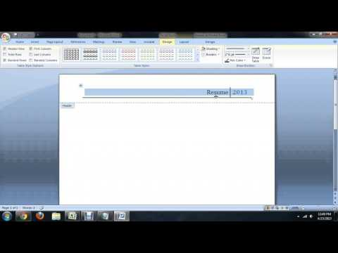 How to Get Rid of the Header & Footer Line in Microsoft Word : Tech Niche