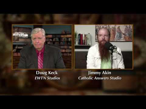 EWTN Bookmark - 2020-07-25 - The Bible Is a Catholic Book