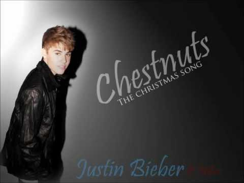 Justin Bieber ft. Usher - Chestnuts (The Christmas Song) - NEW SONG 2011