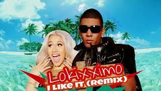 Lokixximo - I like it ( Cardi B Remix)