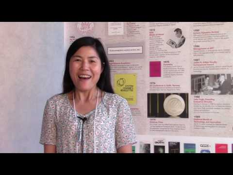 Jiayin Qi, 2017 Int'l Conference of the System Dynamics Society