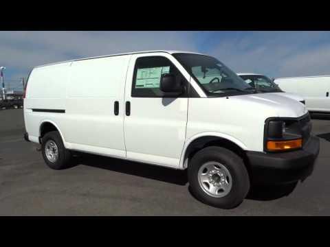 2016 Chevrolet Express Cargo Van Carson City, Reno, Yerington