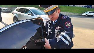 Мы надеялись на сознательность водителей  Как накажут за тонировку(, 2015-08-13T07:25:39.000Z)