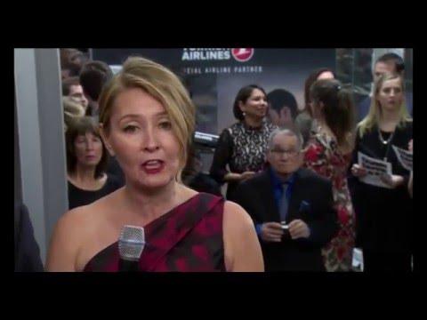 Batman v Superman: Dawn of Justice - Interviews with Zack & Deborah Snyder [US NYC Premiere]