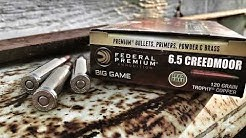 AH Exclusive: Federal Premium 6.5 Creedmoor Trophy Copper