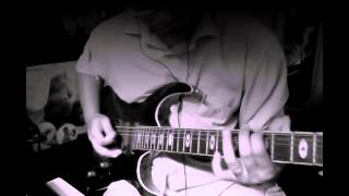 """Demo, test Boss ME 6 with """"Blue & Soul in E minor"""" - Guitar Improv"""