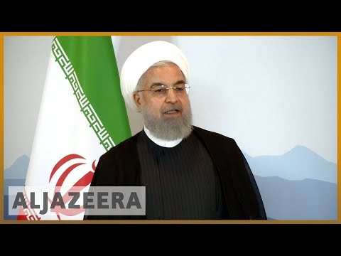 🇮🇷 Rouhani says US unaware about consequences of Iran oil ban | Al Jazeera English