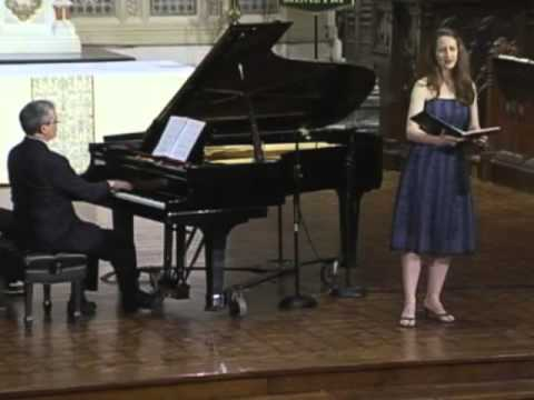 Exsultate Jubilate Complete: Nacole Palmer and William Hobbs