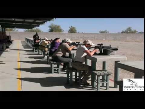Women's Practical AR-15 Course - March 2014