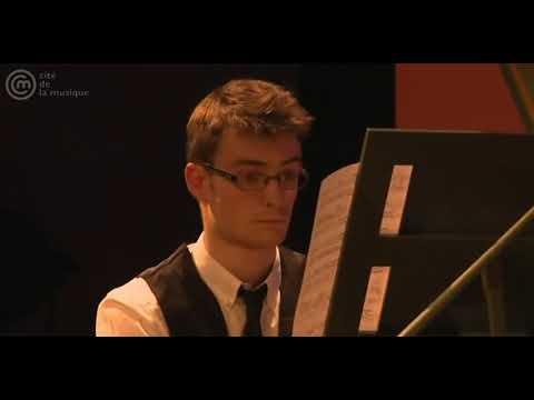 Bach Partita No 5 G major BWV 829 Loris Barrucand harpsichord