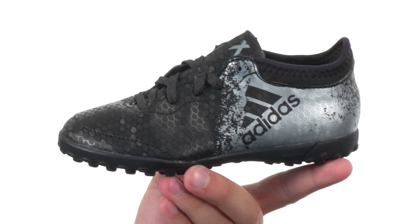7c1e6608f adidas Kids X 16.3 Cage Soccer (Little Kid/Big Kid) SKU:8718993 ...
