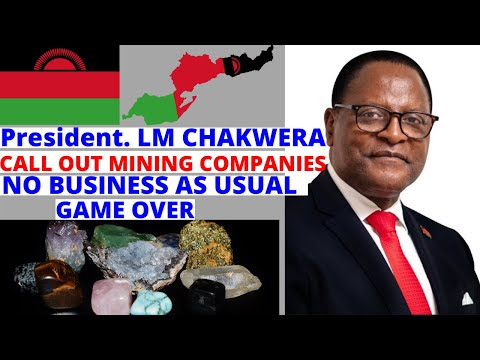 Malawi Dished Out 250 Mining License Nothing to Show For. Malawi Mineral Resources