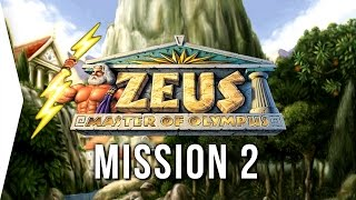 Zeus: Master of Olympus ► Mission 2 The Serpent - [1080p Widescreen]