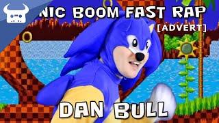 Repeat youtube video SONIC BOOM - FAST RAP | Dan Bull