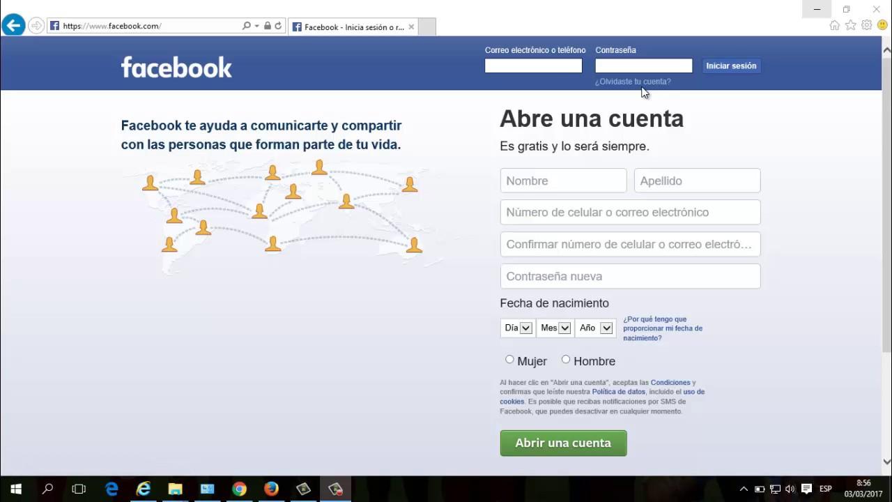 Recuperar Facebook Sin Numero De Celular Ni Correo De Recuperacion Youtube