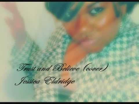 Trust and Believe - Keyshia Cole (short cover) : Jessica Eldridge