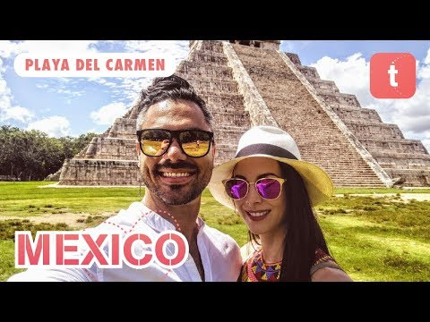 PLAYA DEL CARMEN • MEXICO — TRAVELBOOK FAMILY VLOG ♥ Places to Visit, Top Things To Do & Travel Tips