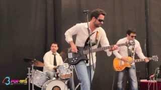 3 Poperos - Ni tu ni nadie (musica boda Sevilla. Pop-rock 80-90)