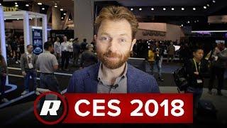CES 2018: Automotive highlights