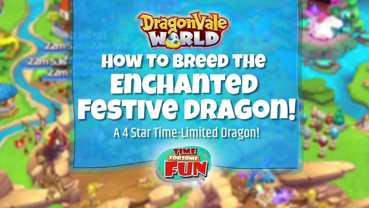 Dragonvale World How To Breed The Enchanted Paradise - Imagez co