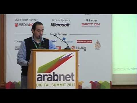 Social Media in Banking - Ahmad Dimashkieh
