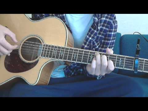 Alexi Murdoch - Her Hands Were Leaves (Updated) Tutorial/lesson