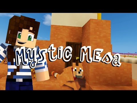 Hoodoo Home!  | Mystic Mesa Minecraft LIVE