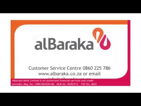 Al Baraka Transactional Banking TV Commercial as featured on Deen TV.