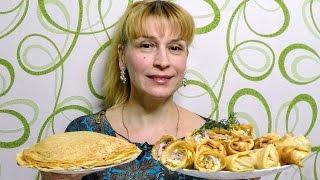Блинчики на завтрак быстро и просто, вкусный рецепт блинов - мои секреты