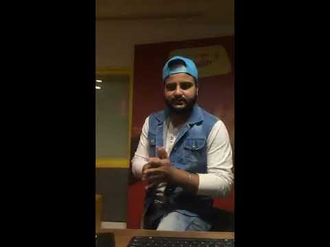 Jassi Gill Live Video Chat From Mumbai To Chandigarh, Live - 9/12/2017