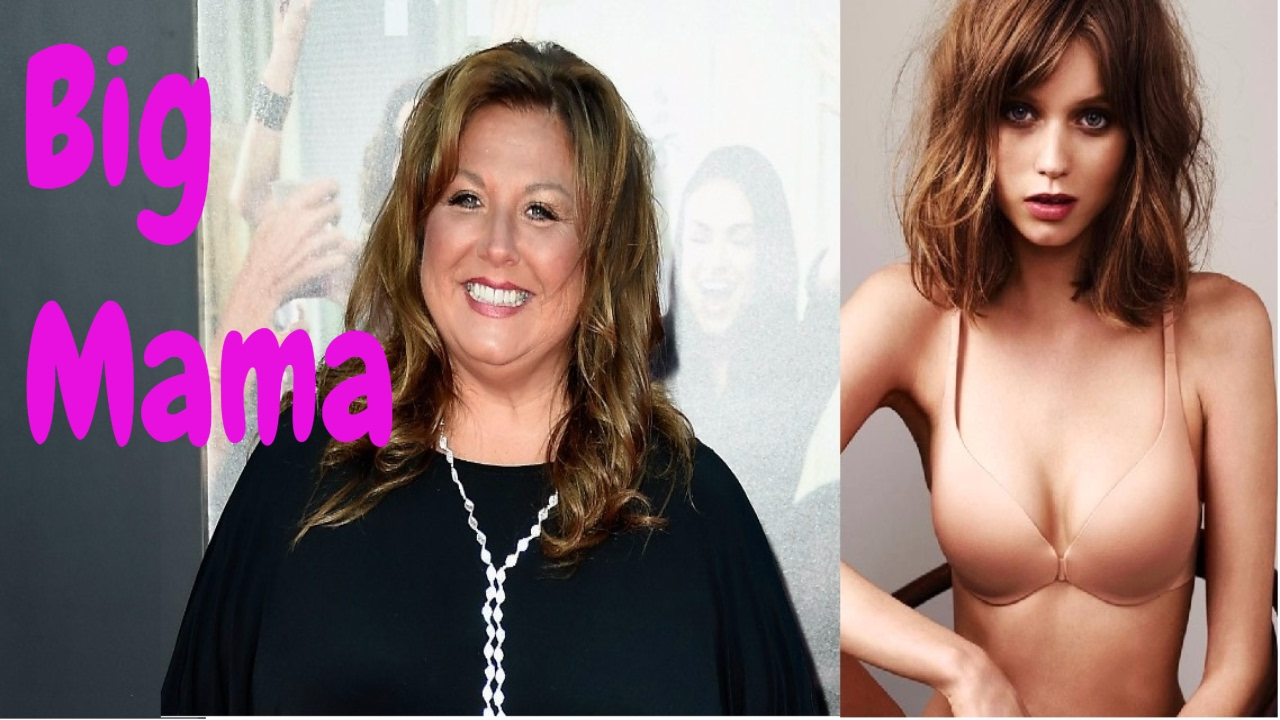 Dance moms Abby Lee Big Mama of Damce moms girls